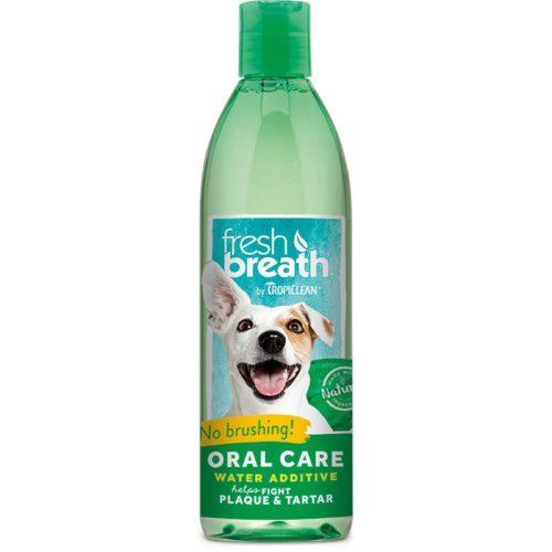 Tropiclean friss lehelet csepp kutyáknak, szájszag ellen