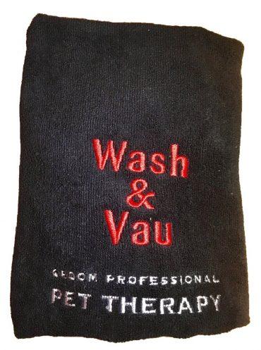 Wash & Vau Groom Professional Pet Therapy Microfibre törülköző