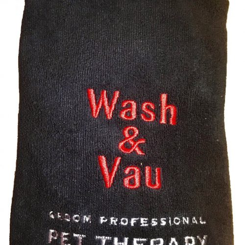 Wash & Vau Groom Professional Pet Therapy Microfibre törülköző
