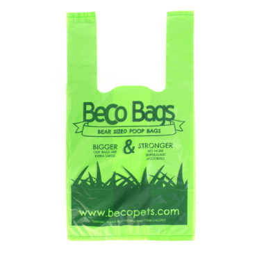 Beco füles - lebomló kutyapiszok zacskó