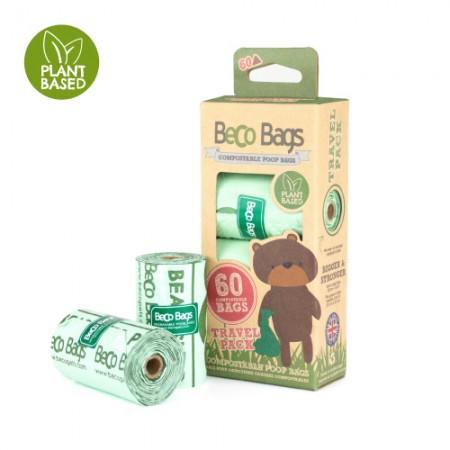 Beco komposztálható - lebomló kutyapiszok zacskó