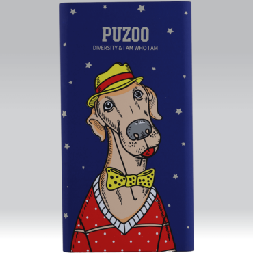 Puzoo hordozható külső akkumulátor – 6000 mAh