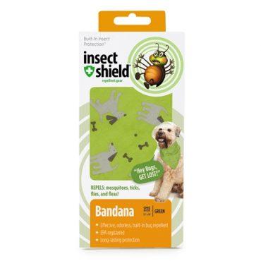 Insect Shield Bandana rovarriasztó kutyasál
