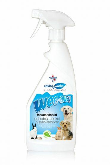 WEE-AWAY - vizeletszag és folteltávolító